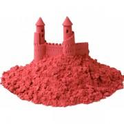 Цветной кинетический песок (красный) 1 кг